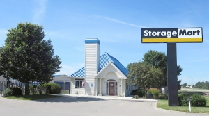 StorageMart - On Cornhusker Hwy, just west of N 70th St.