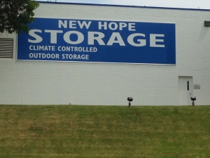 Image of New Hope Storage Facility on 9300 52nd Ave N  in New Hope, MN - View 4