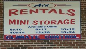 Mountain Rentals & Mini Storage