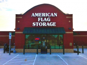 American Flag Self Storage - Reilly Road