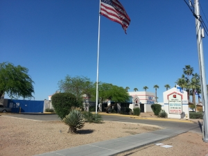 Arizona Storage Inns - Capitol Facility at  2130 West Van Buren Street, Phoenix, AZ