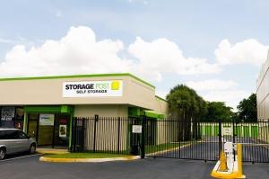 Cheap Storage Units At Storage Post Mills Pond Park In