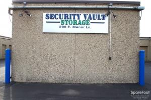 Security Vault Storage