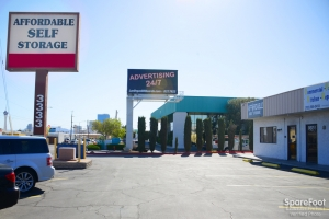 Affordable Self Storage - Las Vegas - 3333 Meade Ave