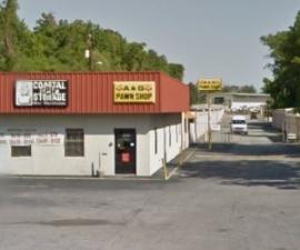 Image of Coastal Self Storage Inc. Facility on 4532 Ogeechee Road  in Savannah, GA - View 2