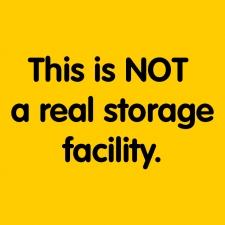 Fake Storage Facility