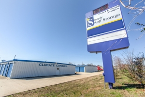 Simply Self Storage - Clarksville