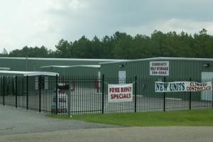 Tellus Self Storage - Oak Grove Facility at  2002 Oak Grove Rd, Hattiesburg, MS