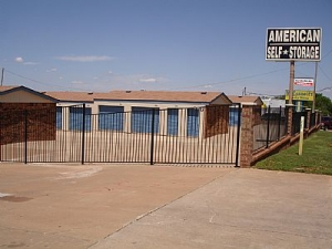 American Self Storage - N. Air Depot Blvd.