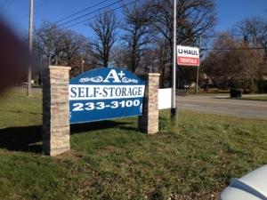 A+ Self Storage
