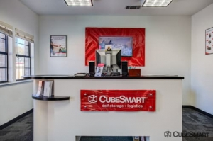 Image of CubeSmart Self Storage - Austin - 2201 South Pleasant Valley Road Facility on 2201 S Pleasant Valley Rd  in Austin, TX - View 2