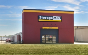 StorageMart - SE Hamblen Rd & SE Oldham Pkwy Facility at  465 Southeast Oldham Parkway, Lee's Summit, MO