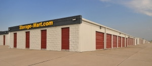 StorageMart - NW Jefferson Street & Valley Ridge Drive