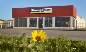 StorageMart - NW Jefferson Street & Valley Ridge Drive Facility at  620 Northwest Jefferson Street, Grain Valley, MO