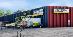 StorageMart - State Ave & N 74th Drive Facility at  7401 State Avenue, Kansas City, KS
