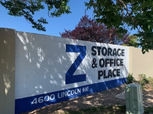 Z Storage & Office Place Facility at  4600 Lincoln Road Northeast, Albuquerque, NM