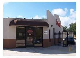 Tellus Self Storage - McInnis Facility at  1602 S 28th Ave, Hattiesburg, MS