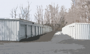 Mill Plain Self Storage Facility at  103 Mill Plain Road, Danbury, CT