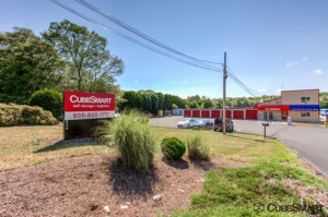 CubeSmart Self Storage - Exeter Facility at  525 South County Trail, Exeter, RI