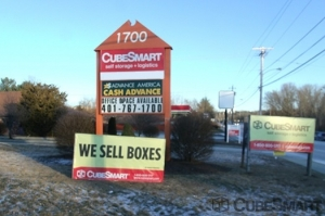 CubeSmart Self Storage - Woonsocket - Photo 2