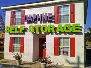 Tellus Self Storage - Daphne