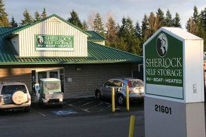Sherlock Self Storage - Woodinville