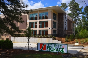 Security Self Storage - Holly Springs