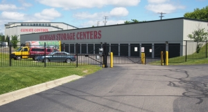 Michigan Storage Centers - Grand River Facility at  39000 Grand River Avenue, Farmington, MI