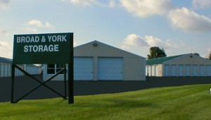 Broad & York Mini Storage