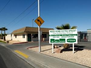 Image of Extra Space Storage - N Las Vegas - E Evans Av Facility at 2824 East Evans Avenue  North Las Vegas, NV