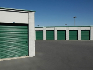 Image of Extra Space Storage - N Las Vegas - E Evans Av Facility on 2824 East Evans Avenue  in North Las Vegas, NV - View 2