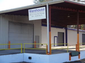 Crown Heritage Warehouse Facility at  105 Clover Drive Southwest, Lenoir, NC