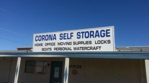 Corona Self Storage