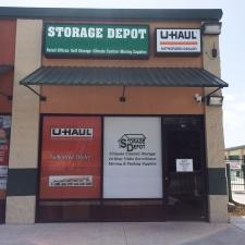 Storage Depot - Alamo
