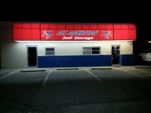 All-American Self Storage - Adding one new building soon!