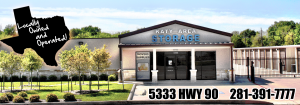 Katy Area Storage