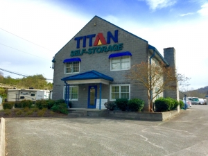 High Quality Titan Self Storage