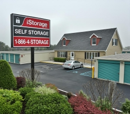 Picture of iStorage Burlington