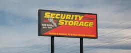 Security Storage