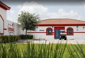 Storage Rentals of America - Lehigh Acres Facility at  1124 Village Lakes Boulevard, Lehigh Acres, FL