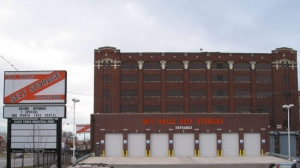 W.F. Halls Self Storage - South