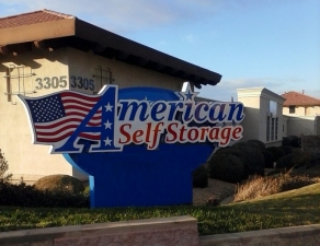 American Self Storage - Palmdale
