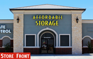 Picture of Affordable Self Storage - Fairgrounds