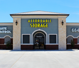 Affordable Self Storage - Fairgrounds