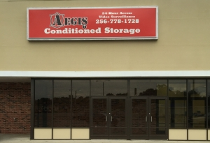 AEGIS Conditioned Storage