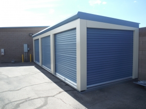 Image of Red Mountain Storage Facility on 1675 Boulder City Parkway  in Boulder City, NV - View 2