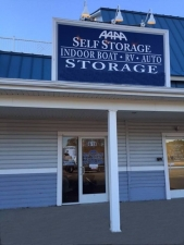 AAAA Self Storage & Moving - Candle Factory