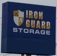 Picture of Iron Guard Storage - Denton