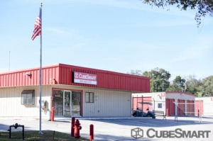 CubeSmart Self Storage - Leesburg - 1435 Center Street Facility at  1435 Center Street, Leesburg, FL