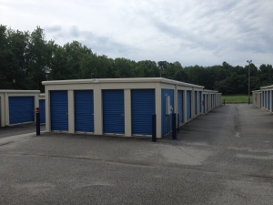 AAA Self Storage - Greensboro - W Market St. Facility at  5019 W Market St, Greensboro, NC